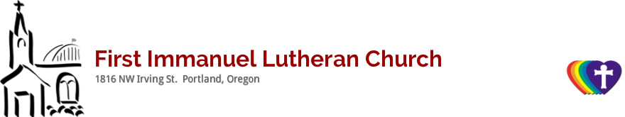 First Immanuel Lutheran